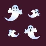 Spöke fyra royaltyfri illustrationer
