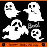 spöke halloween Arkivfoton