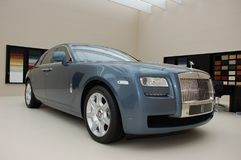 spöke Rolls Royce Royaltyfria Bilder