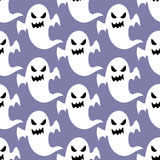 Spökehalloween modell stock illustrationer