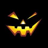 Spöklik halloween bakgrund Royaltyfri Bild