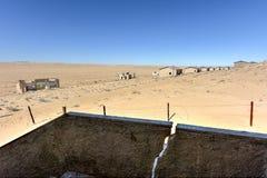 Spökstad Kolmanskop, Namibia Royaltyfri Foto