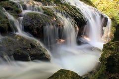 spływowa woda obraz stock