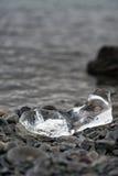 spławowa lodowa góra lodowa jokulsarlon laguna Lód na ziemi Zdjęcia Stock