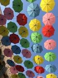 Spławowi parasole Zdjęcie Stock