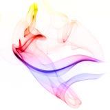 Spławowy dym Obraz Royalty Free