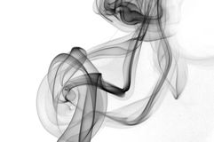 Spławowy dym Fotografia Stock