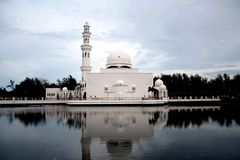 spławowy meczet Obraz Stock