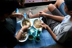 spławowy targowy Thailand Zdjęcia Royalty Free