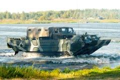 Spławowy transporter PTS-2 Fotografia Royalty Free