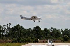 SP de Cessna Skyhawk Fotografia de Stock