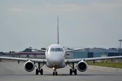 SP-LDI全部飞机 免版税库存照片