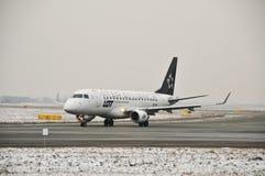 SP-LDK αεροπλάνο Στοκ εικόνα με δικαίωμα ελεύθερης χρήσης