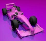 SP púrpura de Mazda 3 Fotos de archivo libres de regalías