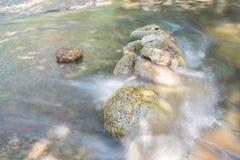 spływowa natury Thailand woda Obrazy Stock