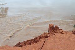 spływowa natury Thailand woda Zdjęcie Stock