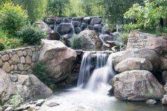 spływowa natury Thailand woda Obraz Royalty Free