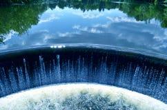 Spływowa perspektywa Fotografia Royalty Free