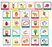 Spaß-Alphabet Stockfotografie