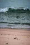 Spaß auf dem Strand Lizenzfreies Stockfoto