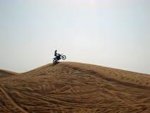Spaß in der Wüste stockfotografie