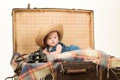 Spaß haben Kindheitsglück Kleines Baby Fotojournalist Sweet Neues Leben und Geburt familie Kinderbetreuung Kleines Mädchen stockfotos