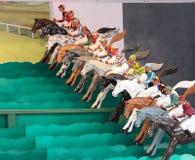 Spaß-Messe-seitliches Erscheinen Stockfotografie