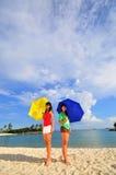 Spaß am Strand 31 Lizenzfreie Stockfotografie
