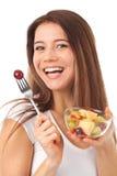 Spaß und Früchte! Lizenzfreie Stockfotos