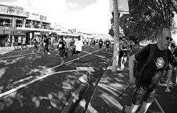 Spaß-Weg und Lauf-Auckland Lizenzfreie Stockbilder