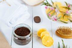 SPA και λουτρό aromatherapy Στοκ φωτογραφία με δικαίωμα ελεύθερης χρήσης