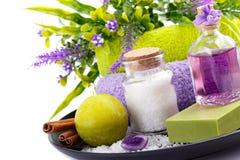 SPA και ρύθμιση wellness Στοκ Φωτογραφίες