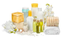 SPA και wellness aromatherapy Στοκ φωτογραφία με δικαίωμα ελεύθερης χρήσης