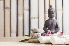 SPA, περισυλλογή, aromatherapy Στοκ Εικόνες