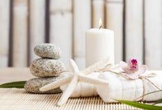 SPA, περισυλλογή, aromatherapy Στοκ Φωτογραφία