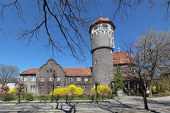 SPA πύργων Στοκ εικόνες με δικαίωμα ελεύθερης χρήσης