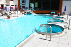 SPA στο ξενοδοχείο Στοκ φωτογραφία με δικαίωμα ελεύθερης χρήσης