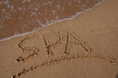 Spa Royalty Free Stock Photo