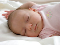 spać Obrazy Stock