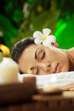 In spa Stock Photography