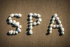 Spa Fotografía de archivo libre de regalías