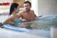 Spa Royaltyfria Bilder