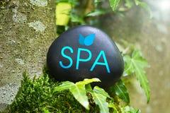 Spa Imagen de archivo libre de regalías