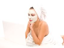 Daily Spa Royalty Free Stock Photography