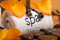 SPA Royalty Free Stock Photo
