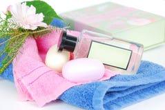 Spa accessories. Stock Photo