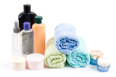 Spa accessories Stock Photo