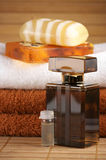SPA accessories Royalty Free Stock Photos