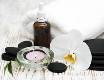 Spa Accessories Royalty Free Stock Image