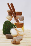 SPA accessories for wellness or relaxing Stock Image